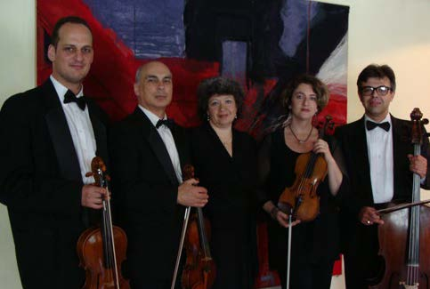 Chamber Music at its best – קשת אילון